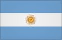 Flag of Argentine