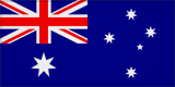 Flag of Australie