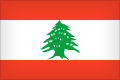 Flag of Libanon
