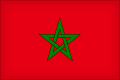 Flag of Marruecos