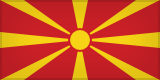 Flag of República de Macedonia
