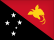 Flag of Papua-Neuguinea