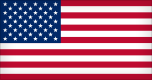 Flag of Estados Unidos de América