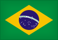Flag of Brasilien