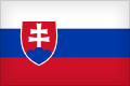 Flag of Slovaquie